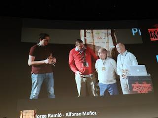 RootedCon 2020 - Alfonso Muñoz y Jorge Ramió - Criptored es galardonado con el premio Antonio Ropero