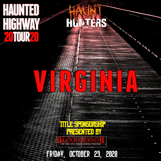 Haunted Highway Tour 2020