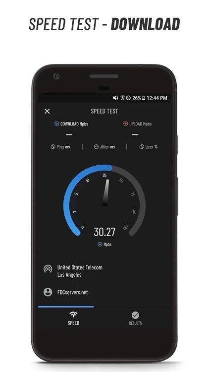 أفضل 5 تطبيقات اختبار سرعة النت الحقيقية على جهازك الاندرويد والآيفون 2019