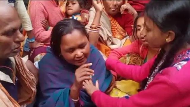 CRIME BULLETIN:MP में मनचले ने छात्रा को बीच सड़क थप्पड़ जड़े; बिहार में रिटायर्ड अफसर के घर डकैती में चली गई दोस्त की जान