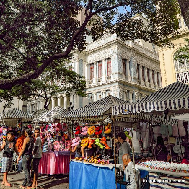 Feira de Artesanato da Avenida Afonso Pena, Belo Horizonte