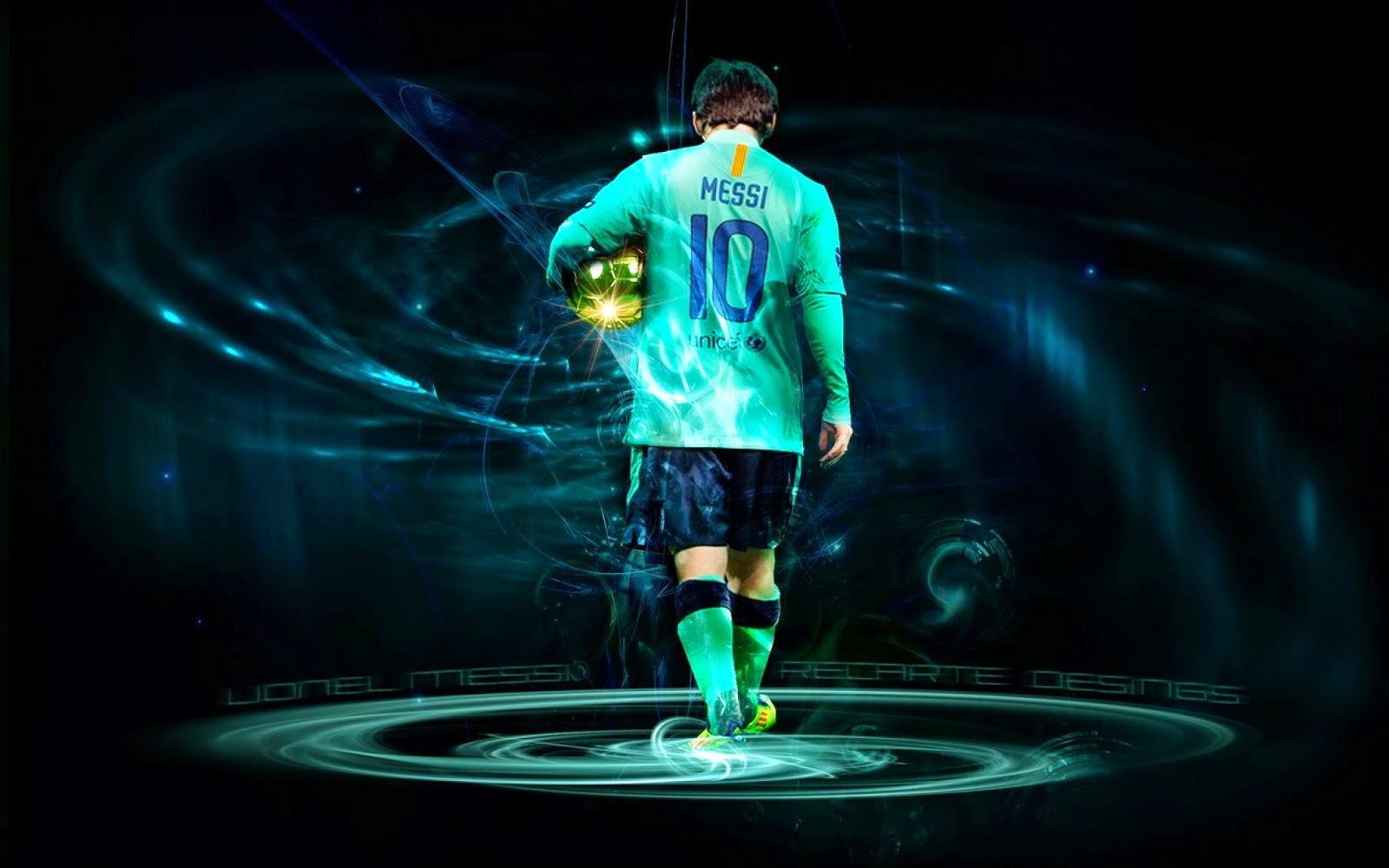 Chidas Para Fondo De Escritorio 3d: Lionel Messi: 20 Alucinantes Fondos De Pantalla Para Tu