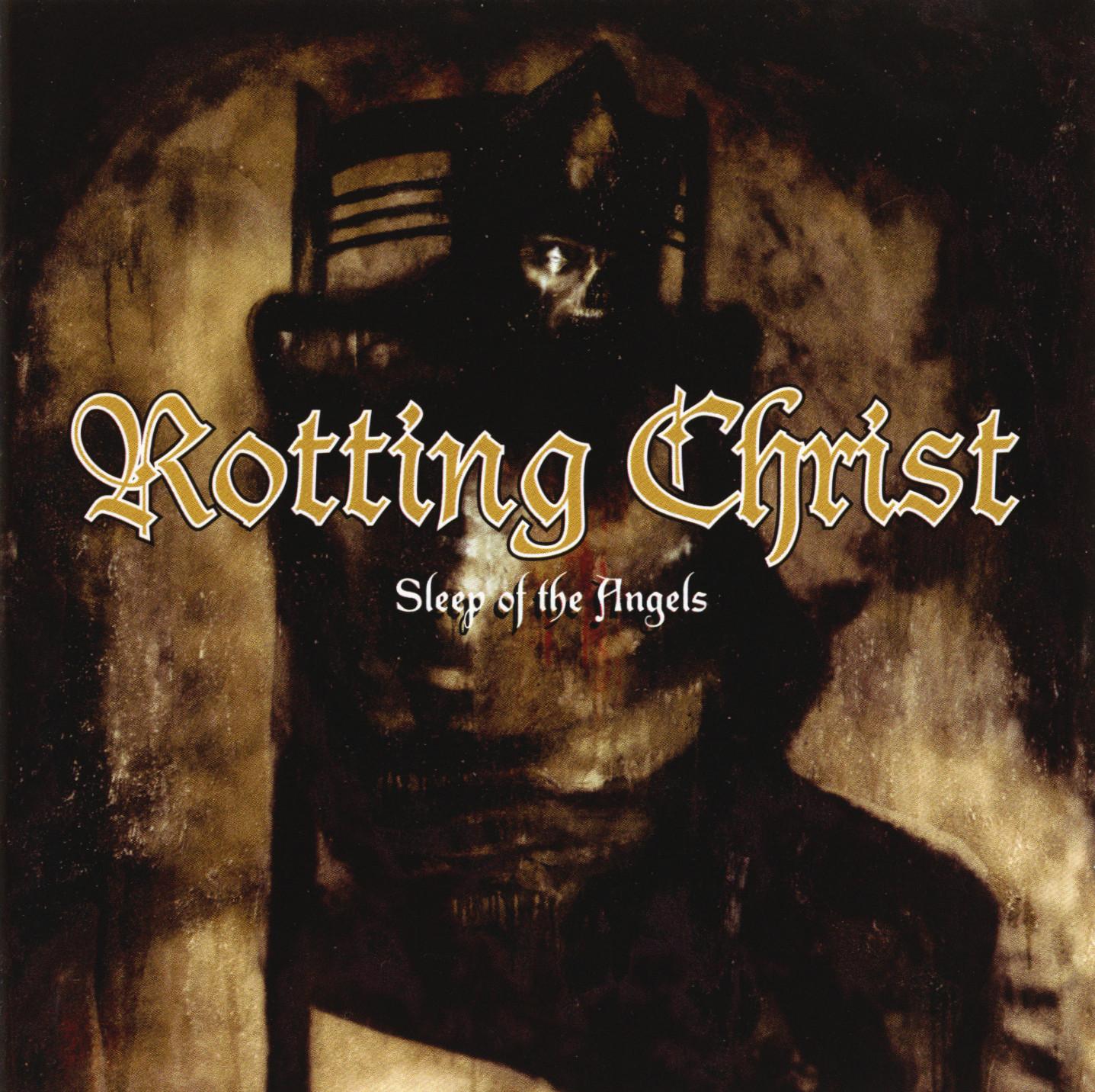 corvo do metal rotting christ discografia