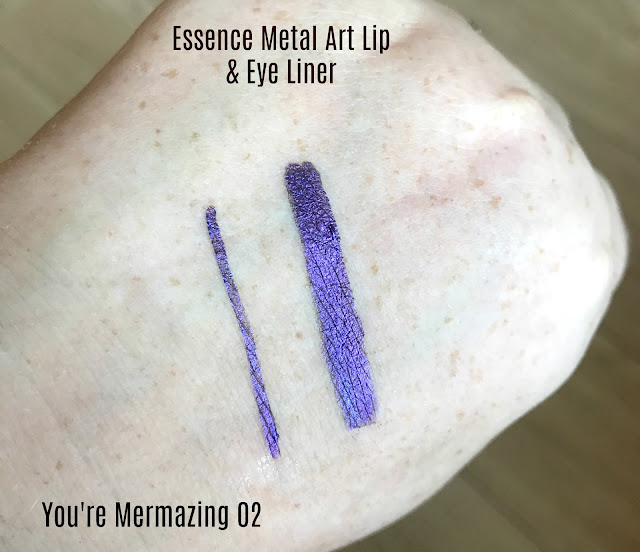Essence Metal Art Lip & Eyeliner