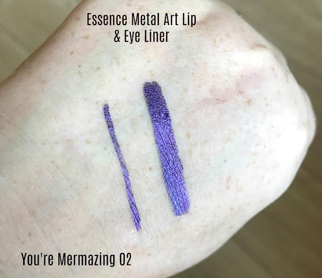 Essence Metal Art Lip & Eyeliner