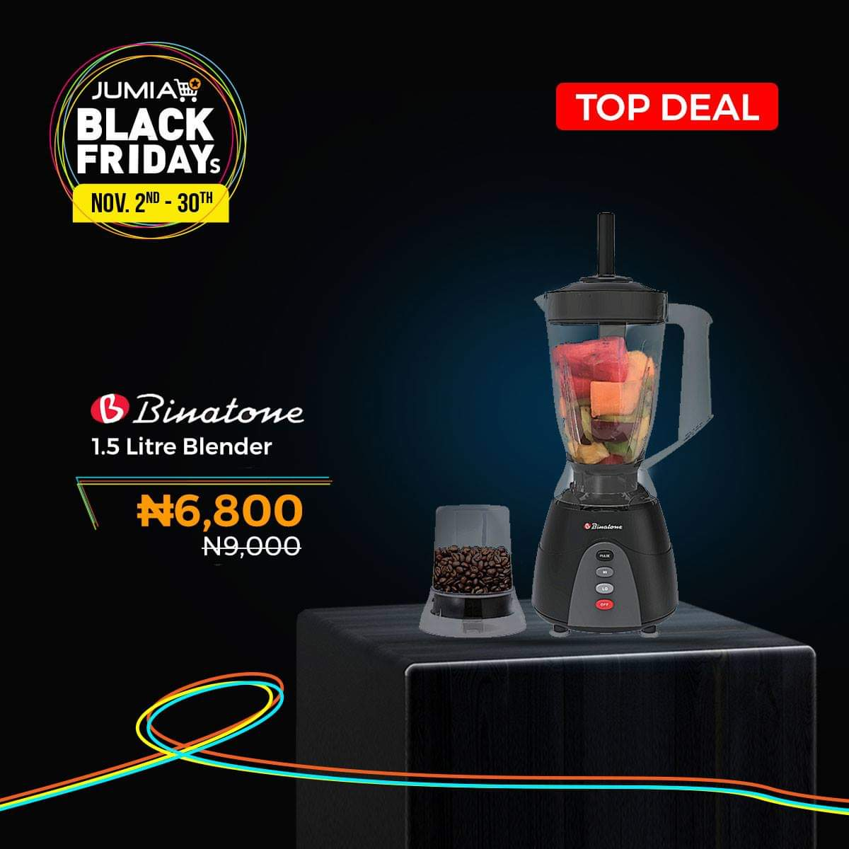 Regular Jumia Black Friday Deal