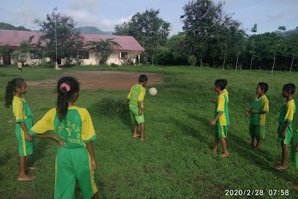 Permainan Pemanasan PJOK Integrasi Olahraga Untuk Pembangunan (Sport for Development) - Permainan Dua Lima