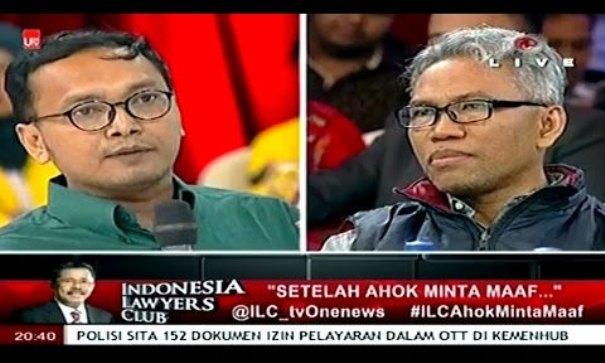 Tidak Konsisten, Terungkap Sudah Fitnah Buni Yani, Alhasil Dibungkam Guntur Romli