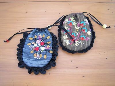 broderie bourses cecile franconie