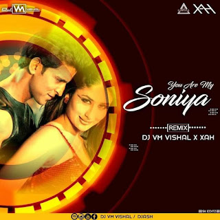 YOUBARE MY SONIYA (REMIX) - DJ VM VISHAL X XAH
