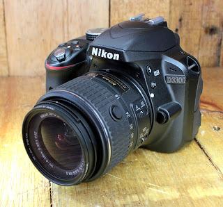 Kamera Bekas Nikon D3300 Di Malang