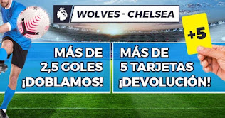 paston promo wolves vs chelsea 15-12-2020