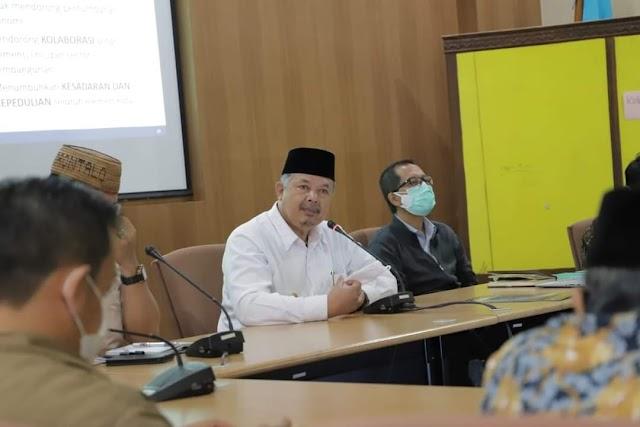 Wako hadiri dialog Smart City Branding Kota Solok