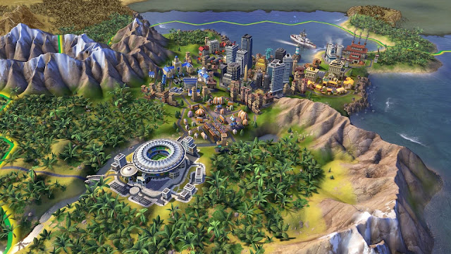Civilization VI Epic Games