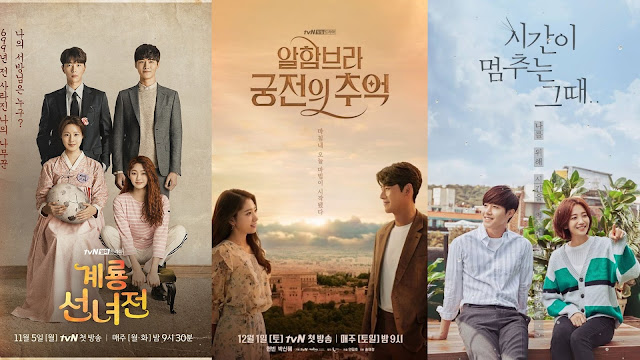 10 Drama Korea Yang Wajib Kamu Tonton Di Bulan November 2018