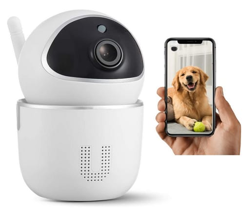 YUSY Wireless Smart Indoor Cameras for Home Security
