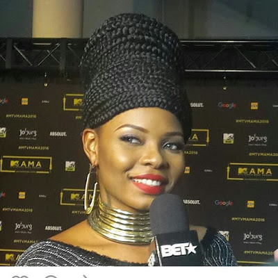 Image result for MTV MAMA AFRICA RED CARPET 2016