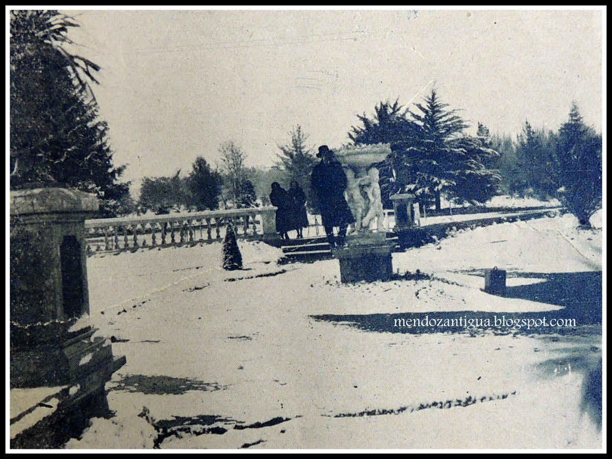 Fotos de la nevada en agosto del a o 1923 en mendoza for En agosto cumplo anos