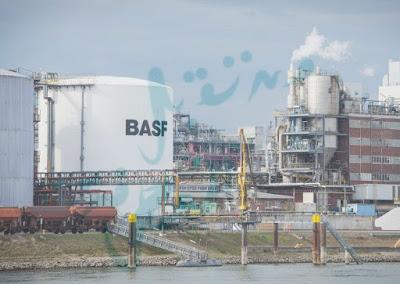 شركة BASF الألمانية و أكبر شركة كيميائية في العالم تدرس إنشاء مجمع للكيماويات في الهند