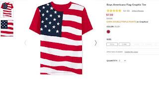 Áo thun bé trai xuất Mỹ, vnxk, size từ 4 đến 16T.