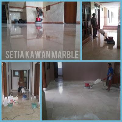 Poles Marmer Pondok Indah Jakarta Selatan