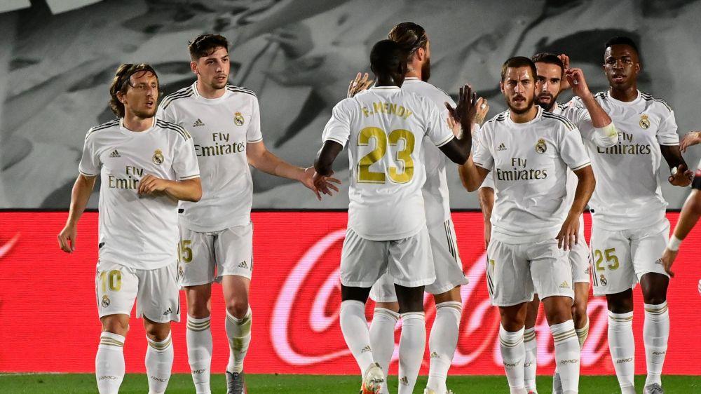 ثنائي ريال مدريد على قائمة غرناطة