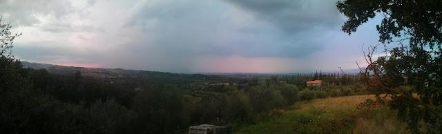 Montepulciano valley