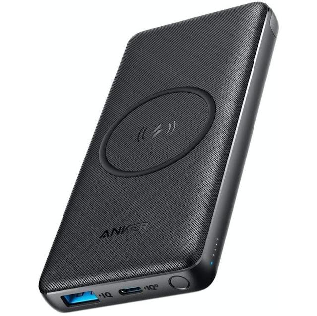 5. Anker PowerCore III 10K Wireless
