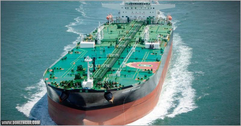 Varios millones de barriles de crudo venezolano están flotando en el mar sin destino