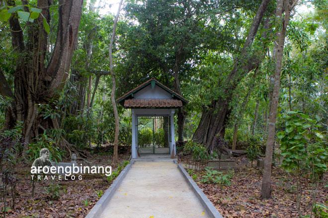 Makam Kyai Hanggayuda kebumen