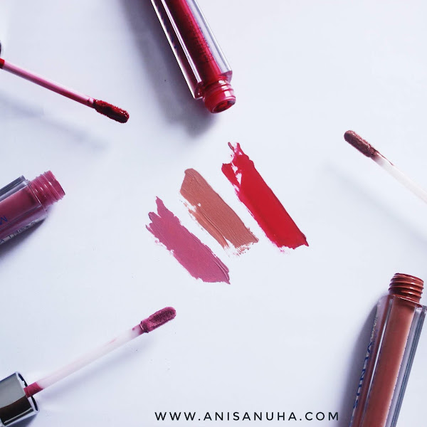 Review Venus Soft-Matte Lipcream yang Super Lembut (HIGHLY RECOMMENDED)