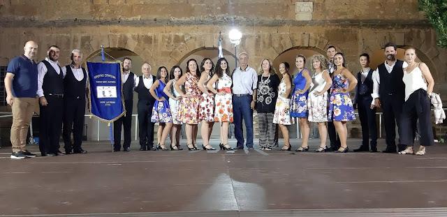 """Ευχαριστήρια επιστολή στον Δήμο Ναυπλιέων από το Χορευτικό Συγκρότημα """"Τέχνες εν χορώ"""""""