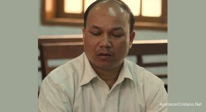 Pastor vietnamita A Dao