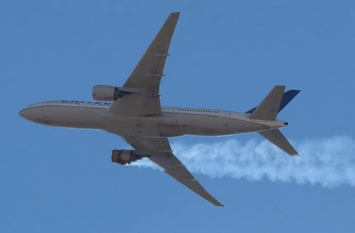 Dozens of Boeing 777s are out of service