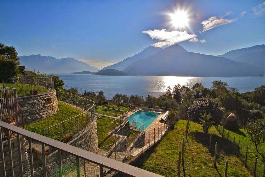 Luxury+Villa+Lake+Como+Musso+Ref.+MC001C 3. 8 - Мохито и великолепный вид: пляжный отдых возле Милана