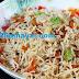 கிட்ஸ் கேரட் புலாவ் செய்முறை / Kids Carrot Pulau Recipe !