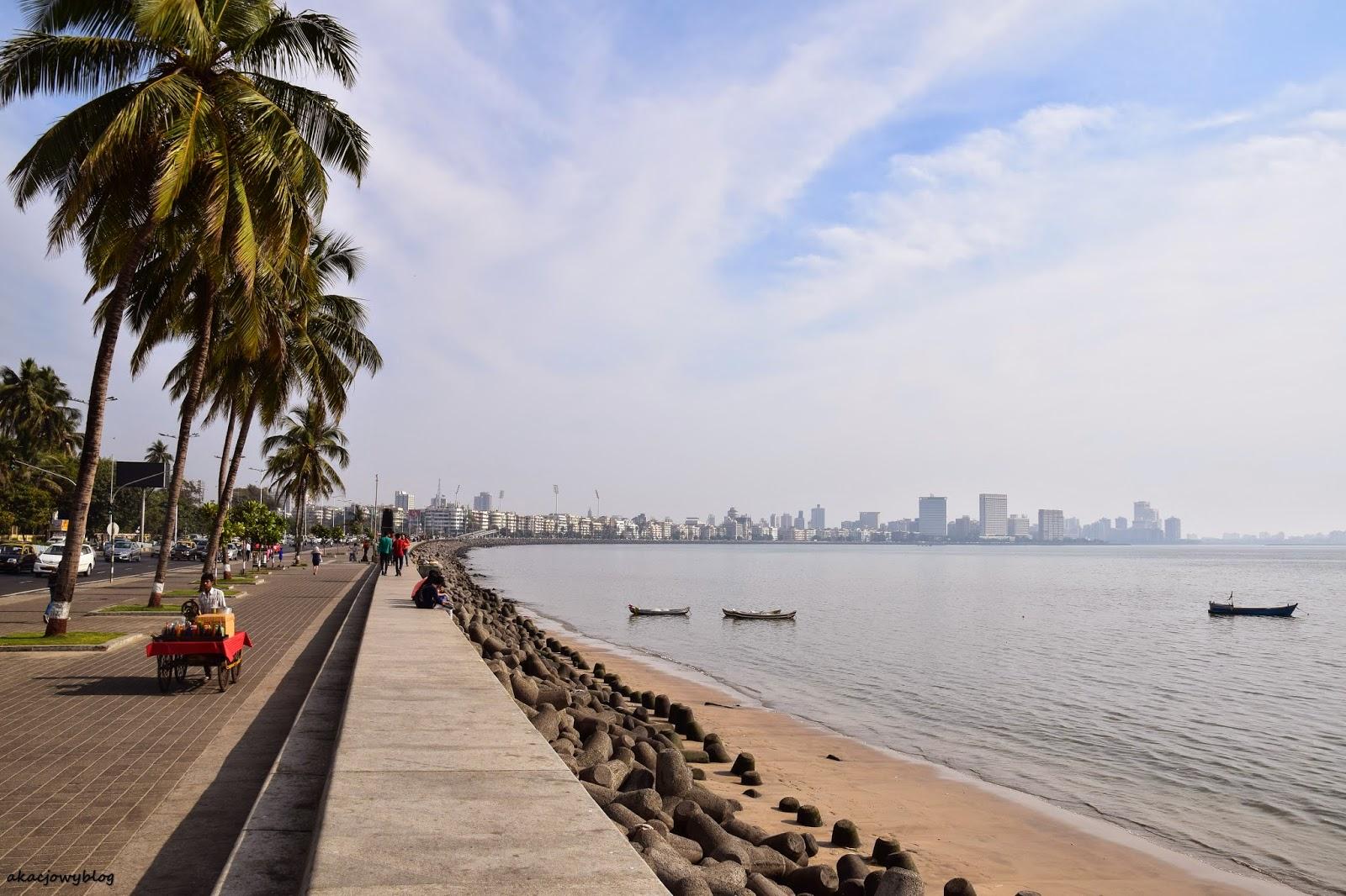 Indie - migawki z Mumbaiu.
