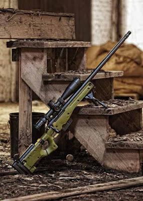 صورة سلاح الأوم فى بابجى موبايل ، خلفية سلاح AWM