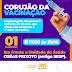 """Ibicaraí: """"Corujão da Vacinação"""" acontecerá no final desta tarde de quarta-feira (01)"""