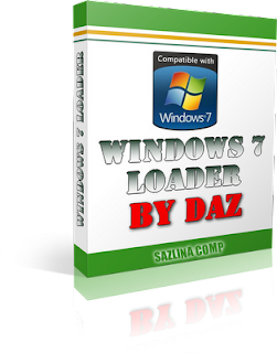 Windows 7 Loader v2.1.0 Daz