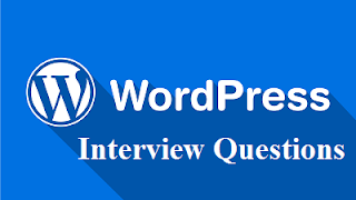 Interview Questions for Wordpress