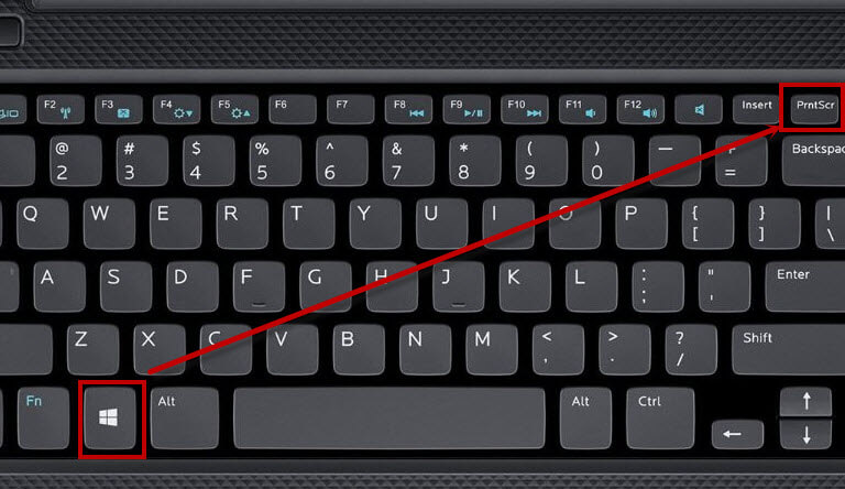 Cách chụp màn hình máy tính nhanh nhất