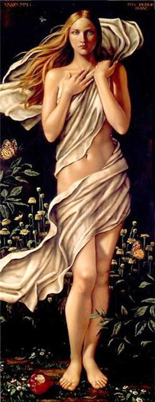 Eva ll - Lauri Blank e suas pinturas cheias de emoções