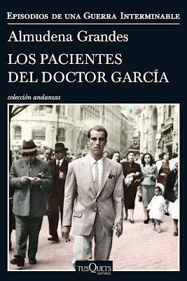 Almudena Grandes, premio Nacional de Novela, Episodios de una guerra interminable