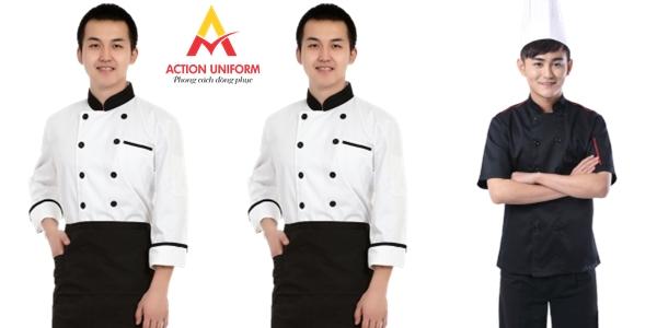 Mẫu áo bếp 8