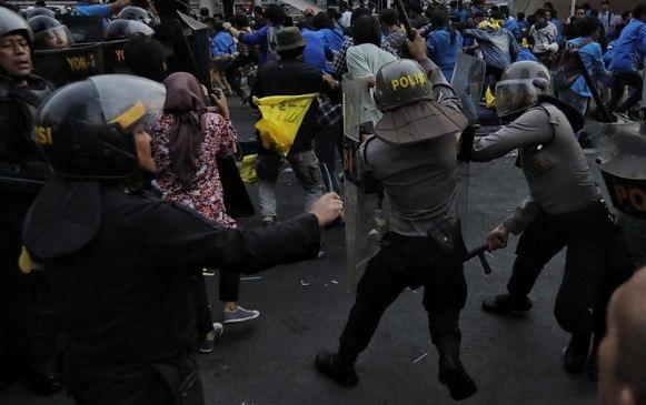 AJI: Polisi Jadi Pelaku Kekerasan Paling Banyak Terhadap Jurnalis