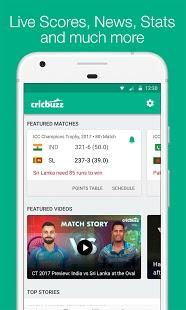 CricBuzz – Live Cricket Scores & News Apk v4.6.005 (AdFree) [Latest]