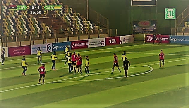 ملخص اهداف مباراة ليبيا والجابون (2-1) تصفيات كاس العالم