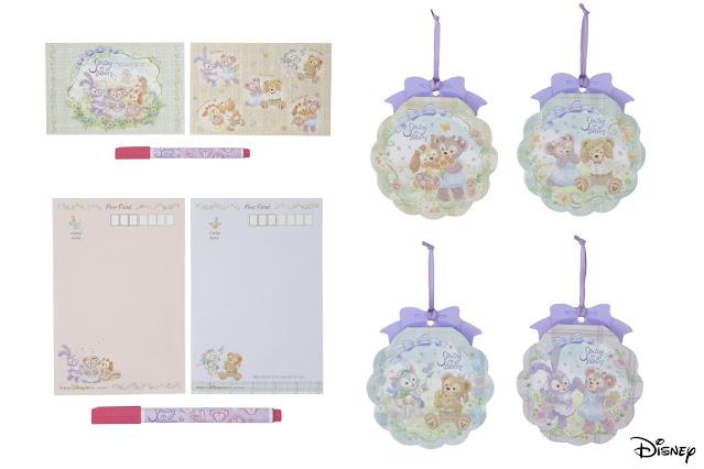 東京迪士尼, 2021年春季, 史高治百貨公司, McDuck's Department Store, Tokyo-Disney-SEA-Spring-in-Bloom-Duufy-And-Friends-Merchandise