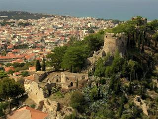 ΣΤΟ ΠΕΠ ΠΕΛΟΠΟΝΝΗΣΟΥ η στερέωση των κάστρων Κυπαρισσίας και Μονεμβασιάς